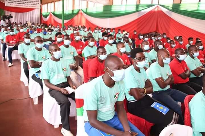 BURUNDI : Journée Internationale de la Jeunesse à GITEGA