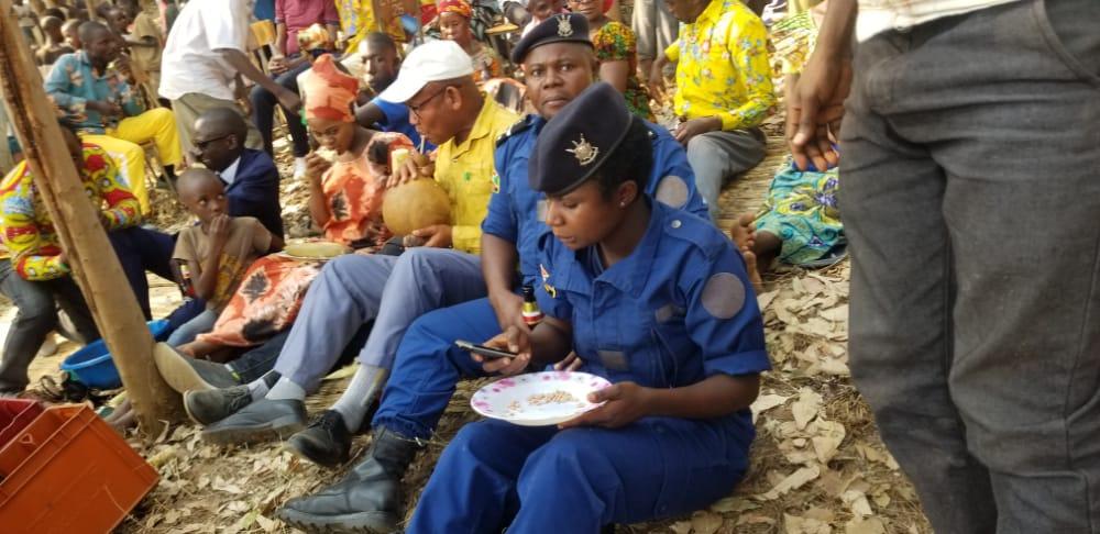BURUNDI / FETE COMMUNALE 2021 : Commune BUBANZA