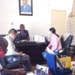 BURUNDI / CHINE :  Lutte contre la pyriculariose du riz à MUYINGA