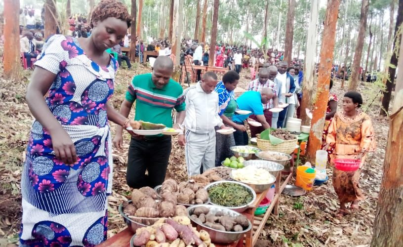 BURUNDI / FETE COMMUNALE 2021 : Commune BUKINANYANA à CIBITOKE
