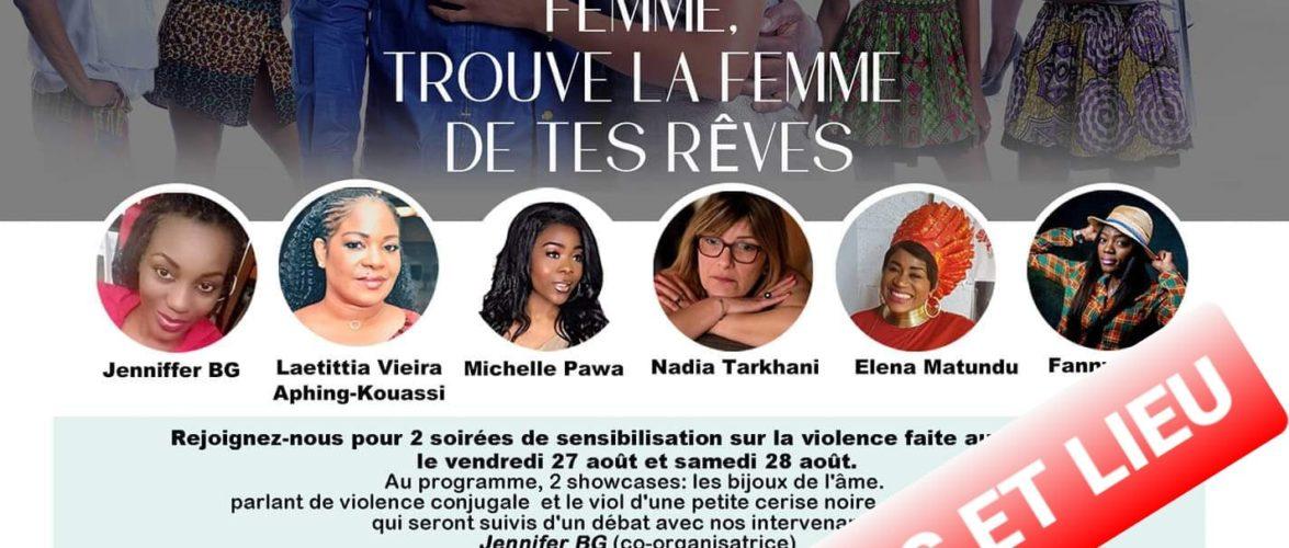 BURUNDI – DIASPORA / EVENT :  URGENT CHANGEMENT –  10,11 Septembre 2021 – Femme, trouve la Femme de tes rêves / BELGIQUE