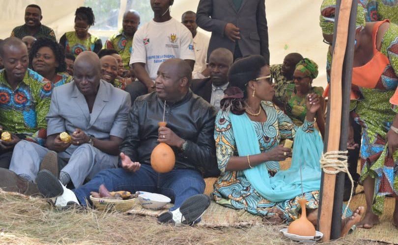 BURUNDI / FETE COMMUNALE 2021 : Commune GIHETA à GITEGA