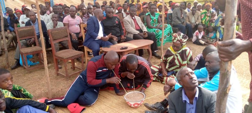 BURUNDI / FETE COMMUNALE 2021 : Commune RYANSORO à GITEGA