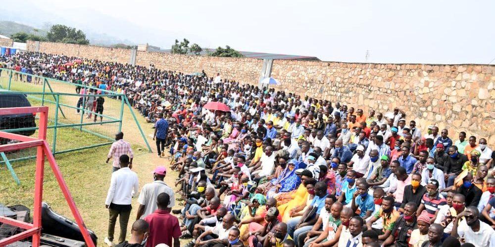 BURUNDI : Le Chef d'Etat rencontre les jeunes entrepreneurs Barundi