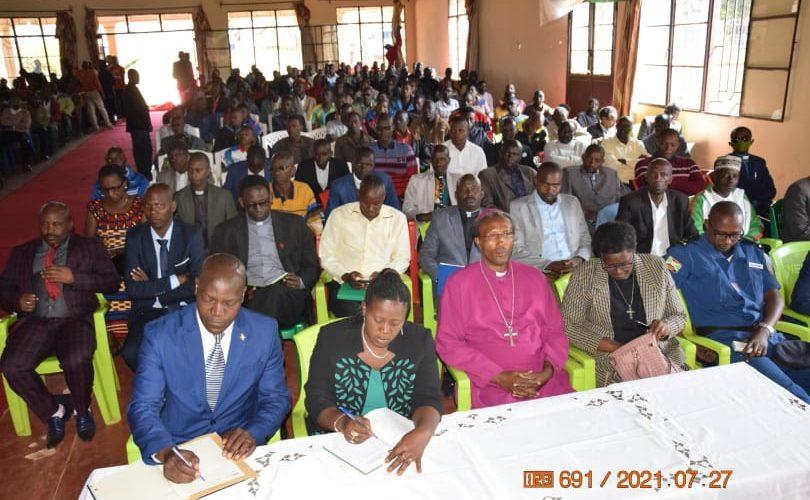 BURUNDI : L'appareil judiciaire à MATANA et à MUGAMBA / BURURI