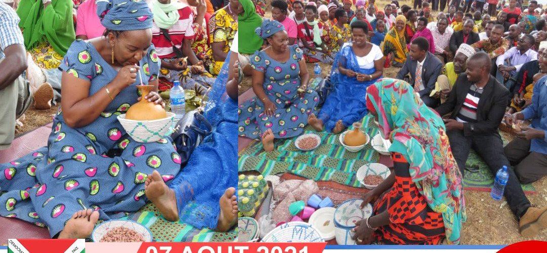BURUNDI / FETE COMMUNALE 2021 : Commune GASORWE à MUYINGA