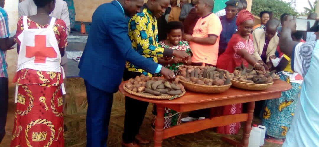 BURUNDI / FETE COMMUNALE 2021 : Commune NYABIHANGA à MWARO