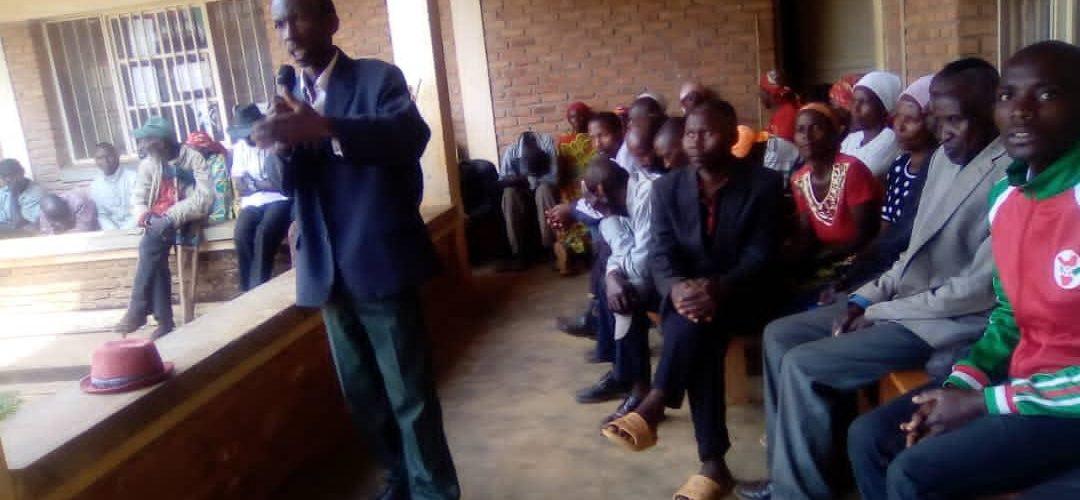 BURUNDI / FETE COMMUNALE 2021 : Commune BUGARAMA à RUMONGE