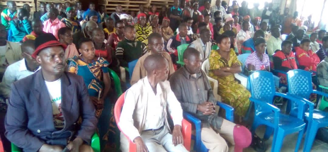 BURUNDI / FETE COMMUNALE 2021 : Commune BUYENGERO à RUMONGE