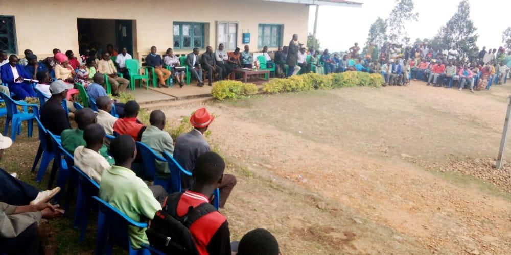 BURUNDI / FETE COMMUNALE 2021 : Commune BURAMBI à RUMONGE