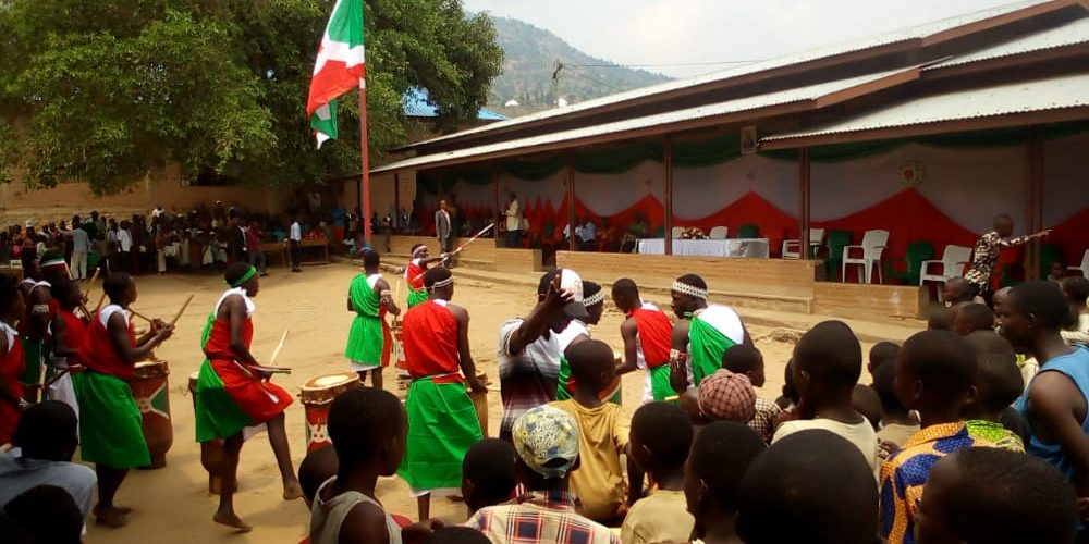 BURUNDI / FETE COMMUNALE 2021 : Commune MUHUTA à RUMONGE