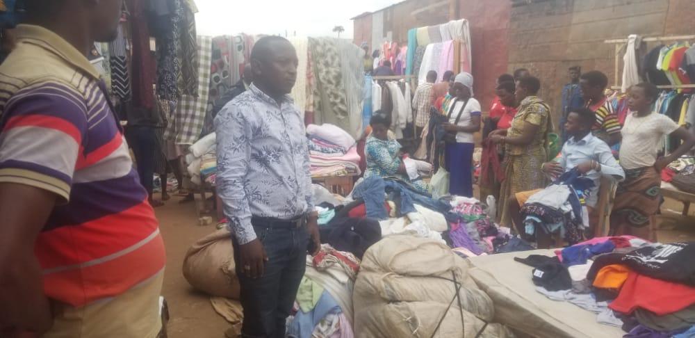 BURUNDI : Petite visite au Marché Central de RUTANA