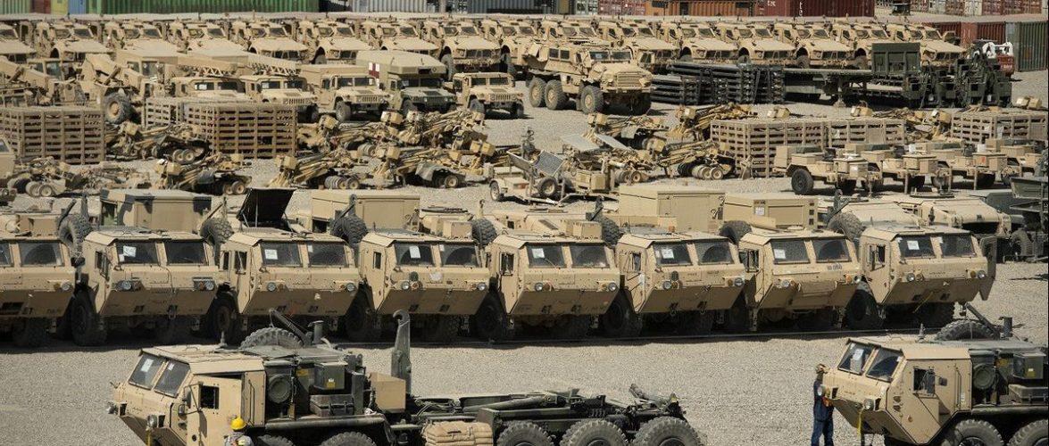 En chiffres: l'incroyable arsenal des Talibans laissé par les Américains équipement par équipement