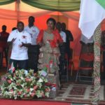 Le CDD-FDD organise une prière d'action de grâce en province Ngozi