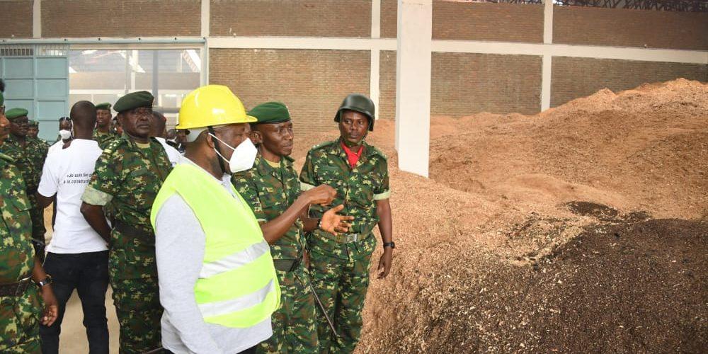 Le Chef de l'État félicite les corps de défense nationale pour le pas franchi en matière de protection de l'environnement
