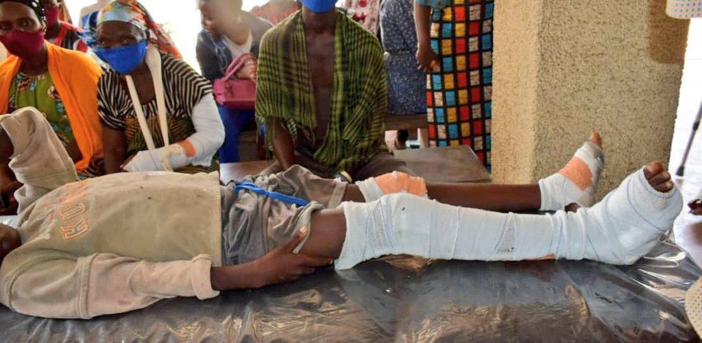 BURUNDI : TERRORISME – Le 1er Ministre visite les victimes à l'Hôpital / BUJUMBURA