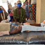 BURUNDI : TERRORISME - Le 1er Ministre visite les victimes à l'Hôpital / BUJUMBURA