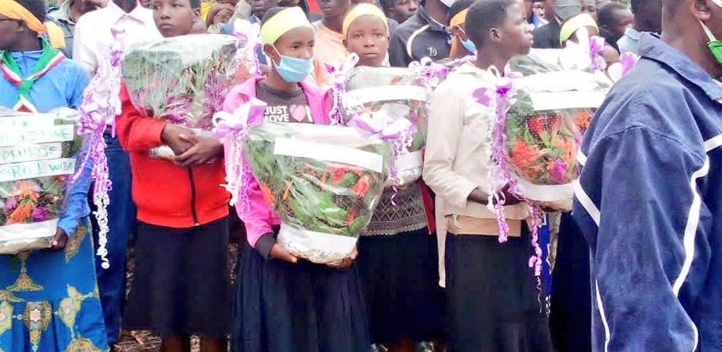 BURUNDI : 8 victimes suite à l'affaissement d'une église à GISAGARA / CANKUZO