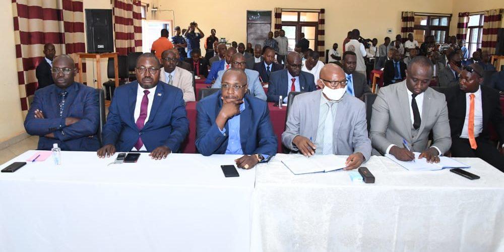 BURUNDI : Le Chef d'Etat rencontre les partis politiques à GITEGA