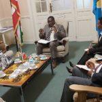 BURUNDI / UE : Échange courtois à l'Ambassade de Bruxelles sur les APE