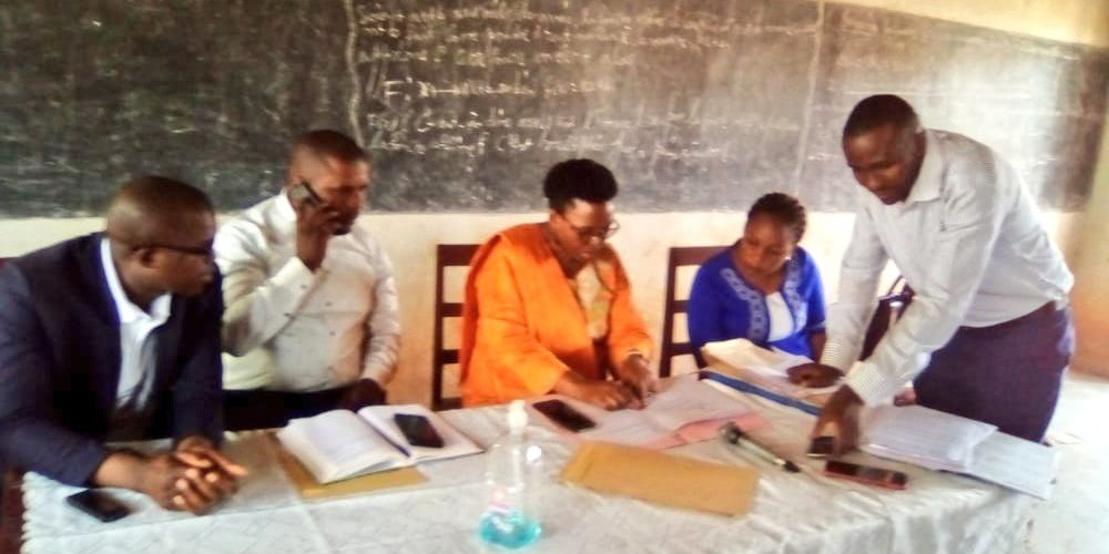 BURUNDI : Réunion sur le recrutement de nouveaux enseignants à BUGABIRA / KIRUNDO