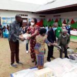 BURUNDI : Activité de solidarité à GISAGARA / CANKUZO