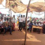 BURUNDI : Le CNDD-FDD MUHUTA accueille 68 ex-CNL de RWASA AGATHON / RUMONGE