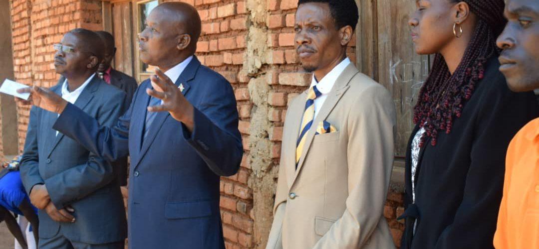 BURUNDI : Visite de L'ECOFO KIZI à RUSAKA / MWARO