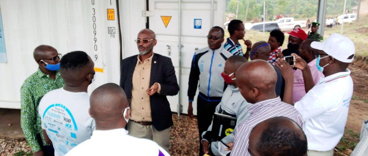 BURUNDI : L'électricité produit par le solaire chez SESMA est trop cher / GITEGA
