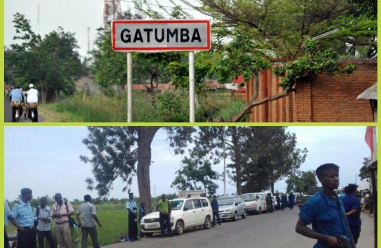 BURUNDI : TERRORISME – Une grenade lancée chez un boutiquier de GATUMBA / BUJUMBURA