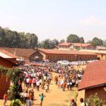 BURUNDI : Rentrée scolaire à l'école fondamentale GATARA I / KAYANZA