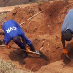 GENOCIDE CONTRE LES BAHUTU DU BURUNDI DE 1972 :  Une fosse commune confirmée à GASENYI, zone MAKAMBA / MWARO
