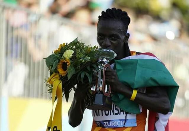 BURUNDI : NIYONSABA Francine gagne le 5.000 mF à ZURICH 2021
