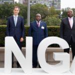 BURUNDI / UNGA 2021 : Rencontre avec le 1er Ministre de la BELGIQUE