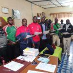 BURUNDI : Convention d'emprunt des coopératives SANGWE de la commune MUYINGA