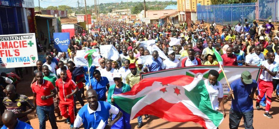 BURUNDI : 51 ONGs de LA SOCIETE CIVILE BURUNDAISE écrivent au CONSEIL DES DROITS DE L'HOMME DE L'ONU