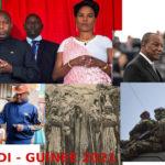 BURUNDI : Pourquoi la condamnation du Coup d'Etat militaire en GUINEE CONAKRY ?