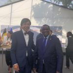 BURUNDI / BELGIQUE : Amb. NTAHIRAJA Thérence invité aux Fêtes de WALLONIE par le Ministre-Président DI RUPO