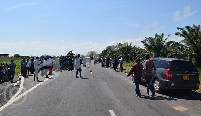 Burundi/Covid-19 : Frais de dépistage pour étrangers aux frontières maritimes et terrestres réduits