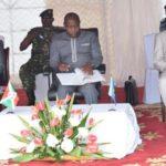 Bujumbura/Moralisation : le Chef de l'État appelle les responsables à prendre le devant dans le développement du Pays