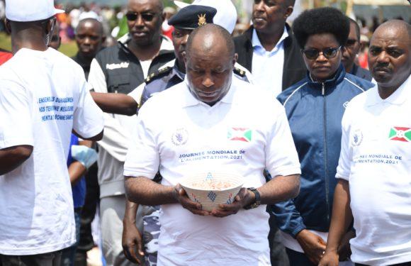 Le Président Ndayishimiye lance la saison culturale A