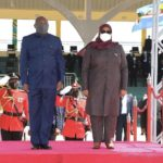 Le Chef de l'État Burundais en visite en République Unie de Tanzanie