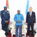 «L'engagement et le sacrifice des contingents burundais en Missions de maintien de la Paix ne sont pas vains»