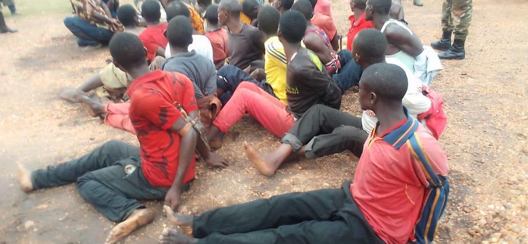 Sale temps pour le fer de lance du RED-TABARA en RDC