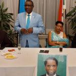 BURUNDI : Messe et réception en BELGIQUE en mémoire de Feu S.E. NDADAYE Melchior tué le 21-10-1993