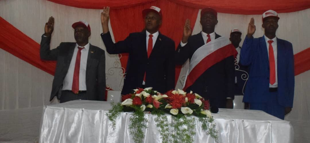 BURUNDI : L'UPRONA commémore sa victoire à l'indépendance / BUJUMBURA