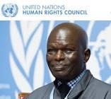 Mr Doudou Diène n'a pas du tout œuvré, réellement, pour les Droits humains au Burundi