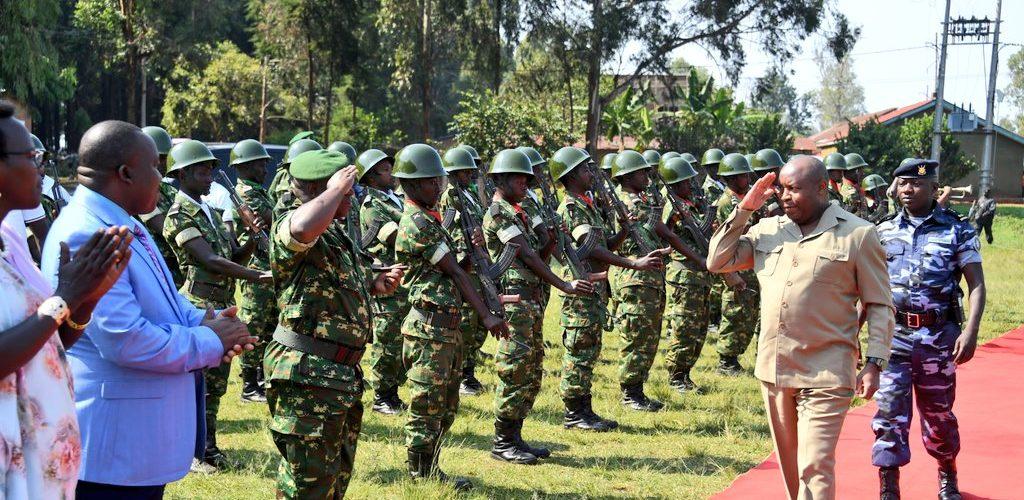 Le Président Evariste Ndayishimiye exhorte les natifs de Kirundo à dépasser tous les clivages et œuvrer à rendre à leur province son statut de «Capitale touristique et grenier du Burundi»